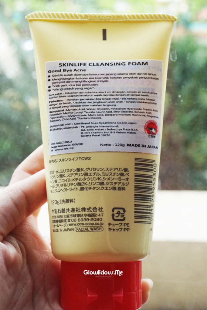 Skinlife Cleansing Foam