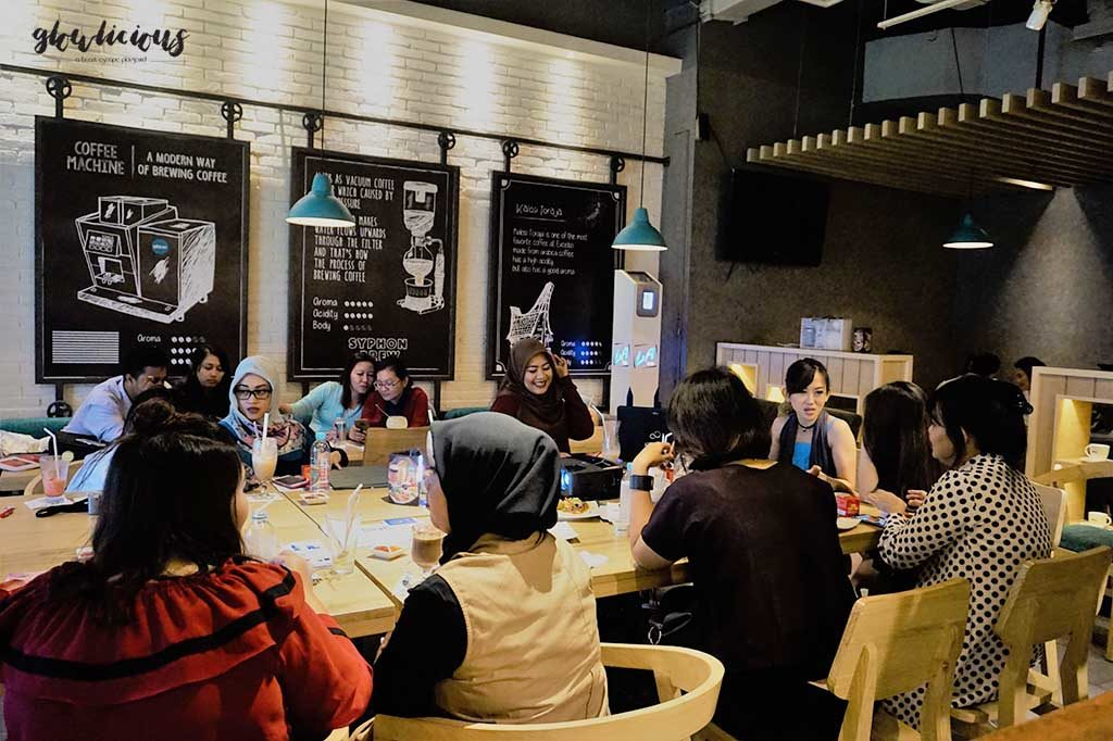 Beauty And Lifestyle Blogger - Hakubi Gathering Indonesia - Excelso Grand Indonesia