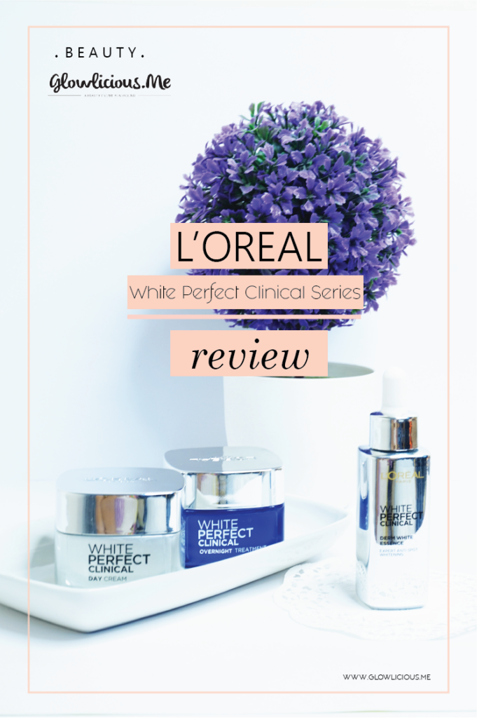 L'Oreal Paris White Perfect Clinical Series