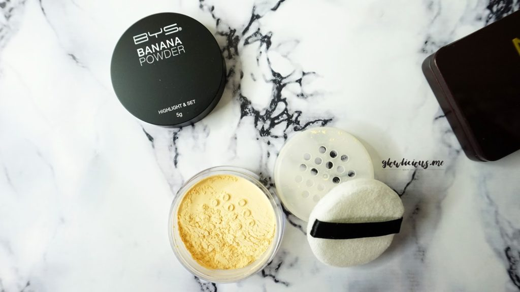 Review BYS Banana Powder