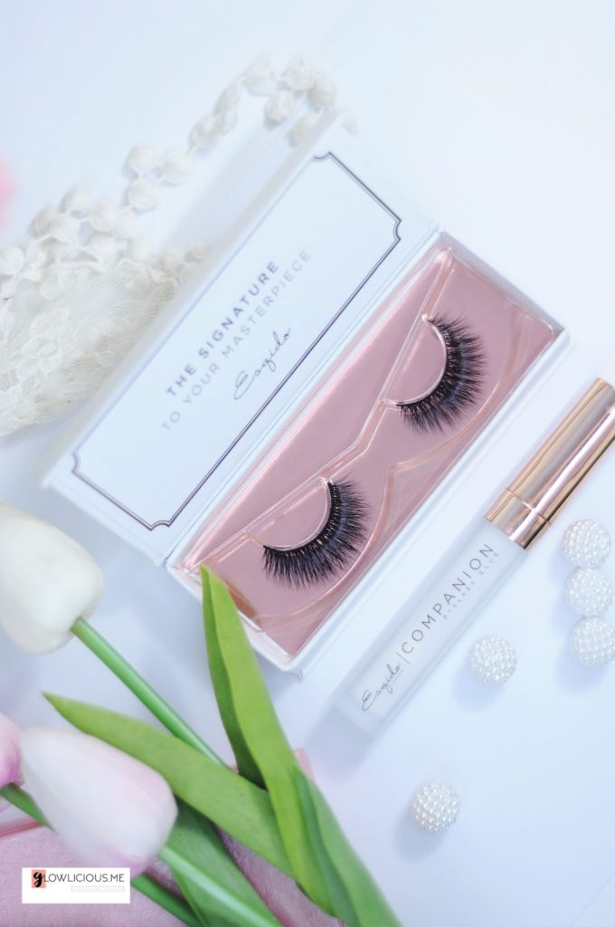 """My 1st Mink Lashes From Esqido - Esqido """"BFF - Best Friend Forever"""""""