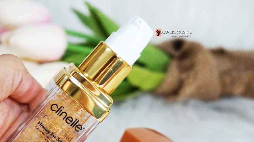 Clinelle Caviar Gold Firming Eye Serum