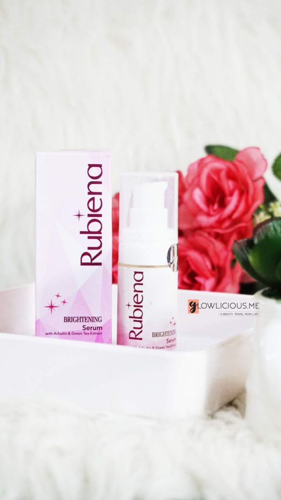 Rubiena Brightening Serum 15ml