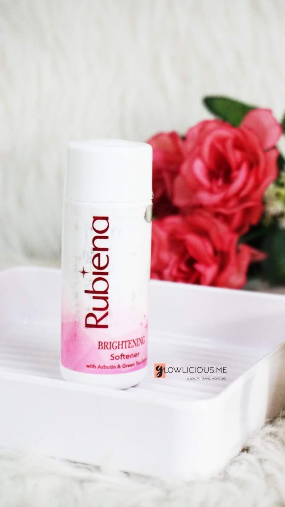 Rubiena Brightening Softener 60ml