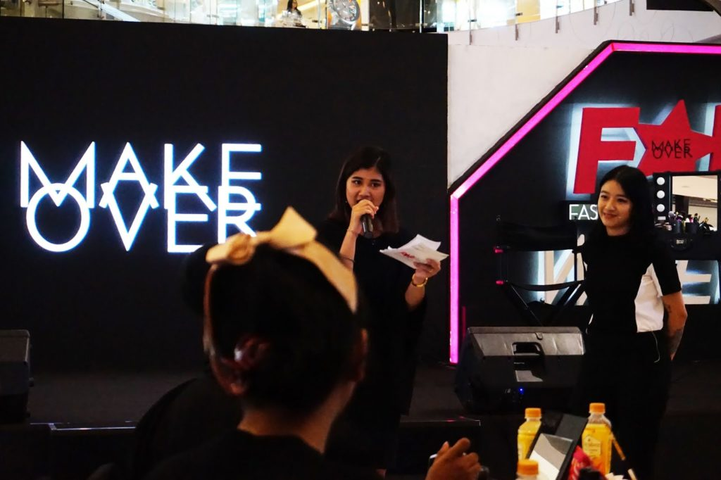 Blushy Look Beauty Class With MakeOver feat Beautynesia
