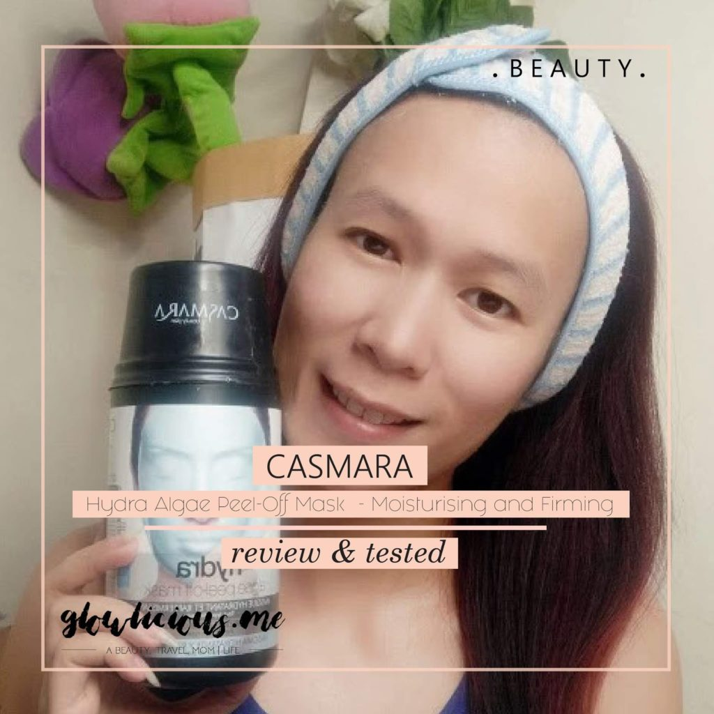 Casmara Hydra Algae Peel-Off Mask - Moisturising and Firming