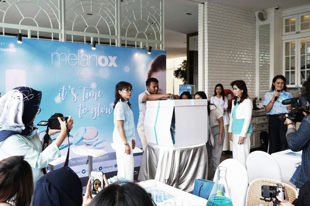 Melanox Premium Indonesia Review Event