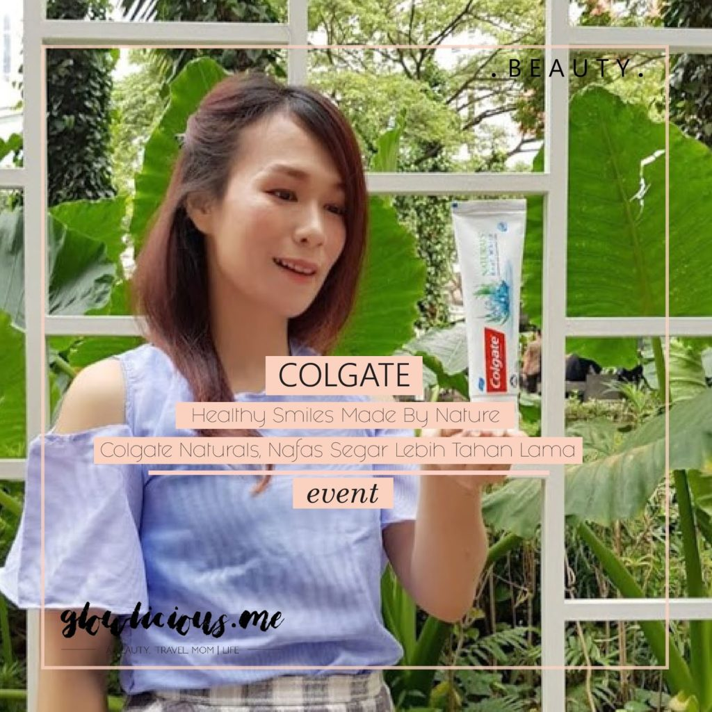 Healthy Smiles Made By Nature - Colgate Naturals