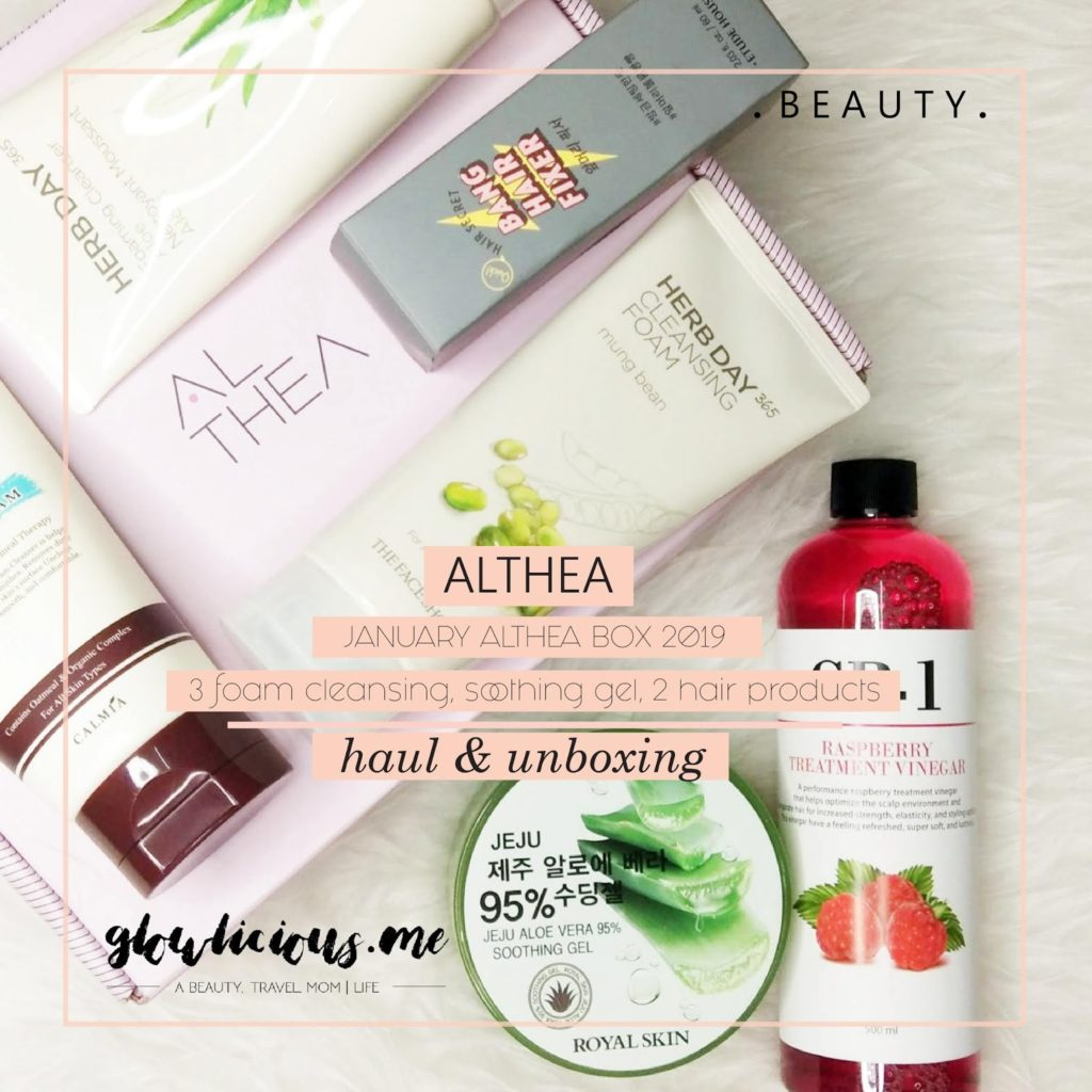 2nd December Althea Box 2018
