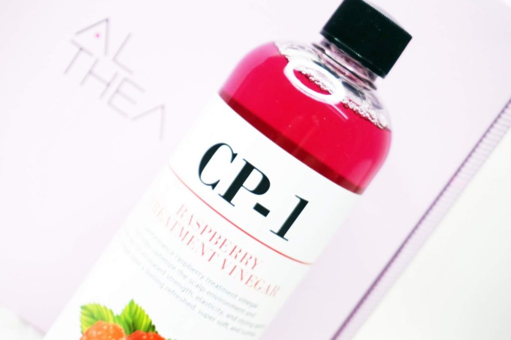 5. Piolang CP-1 Raspberry Hair Vinegar (500ml)
